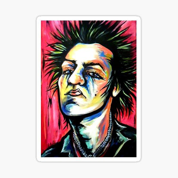 Punk Rawk  Sticker