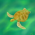 Sea Turtle by Ray Cassel