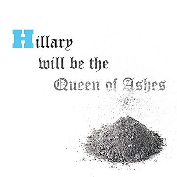 Hillary - Future Queen of Ashes by greymoon69