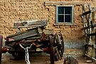 Mesilla Wagon #106 by Larry Costales