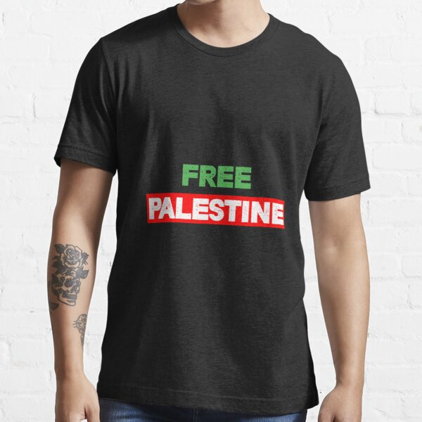 Palestine libre T-shirt essentiel