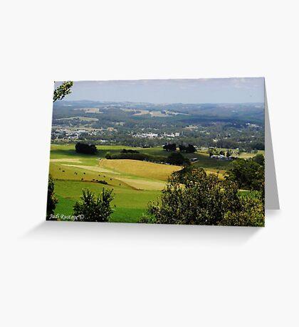 Wynyard, Tasmania Greeting Card