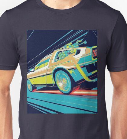 DeLorean- Back to the Future Unisex T-Shirt