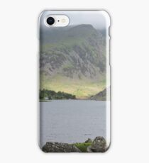 Sunlight on Welsh Mountains iPhone Case/Skin
