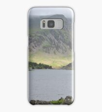 Sunlight on Welsh Mountains Samsung Galaxy Case/Skin