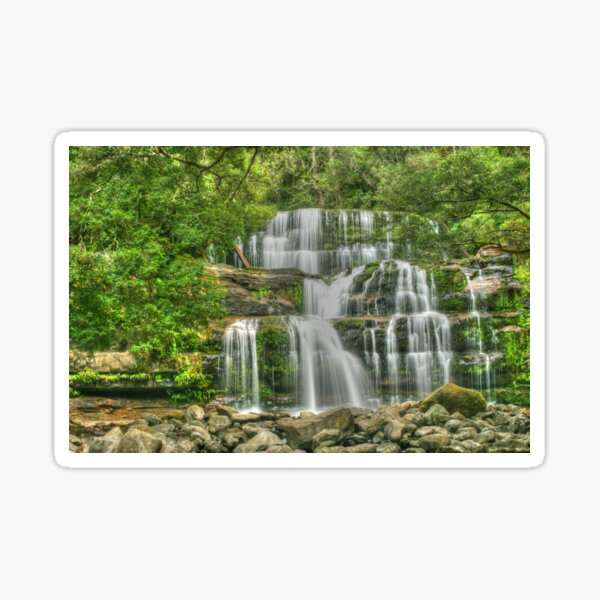 Liffey Falls Sticker