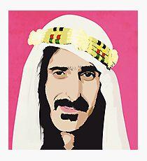 Zappa! Photographic Print