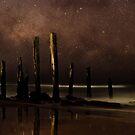 Stars over Willunga by Andrew Dickman