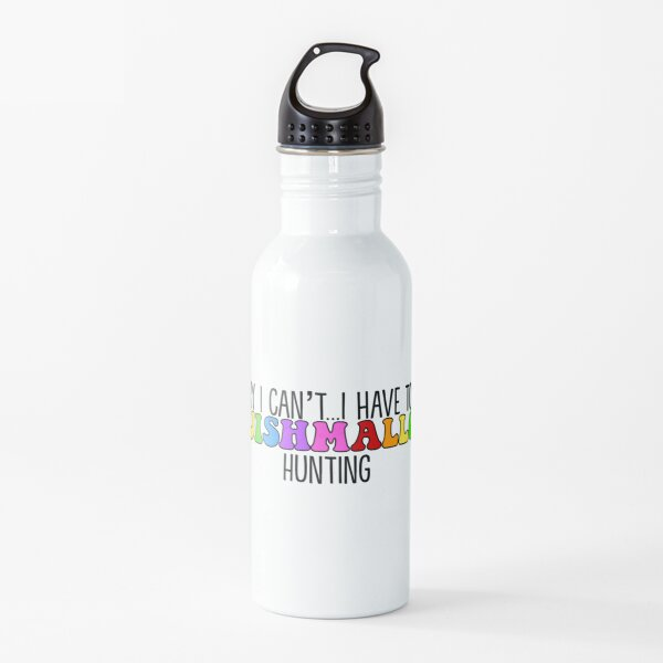 Rainbow Squishmallow Hunting Water Bottle