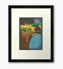 Imladris: The Last Homely House East of the Sea Framed Print