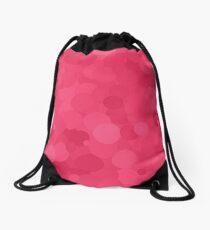 Honeysuckle Bubble Dot Color Accent Drawstring Bag