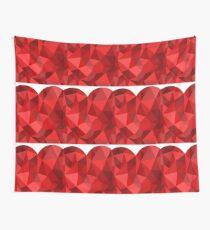 Corset - Hearts Delight Diamonds Wall Tapestry