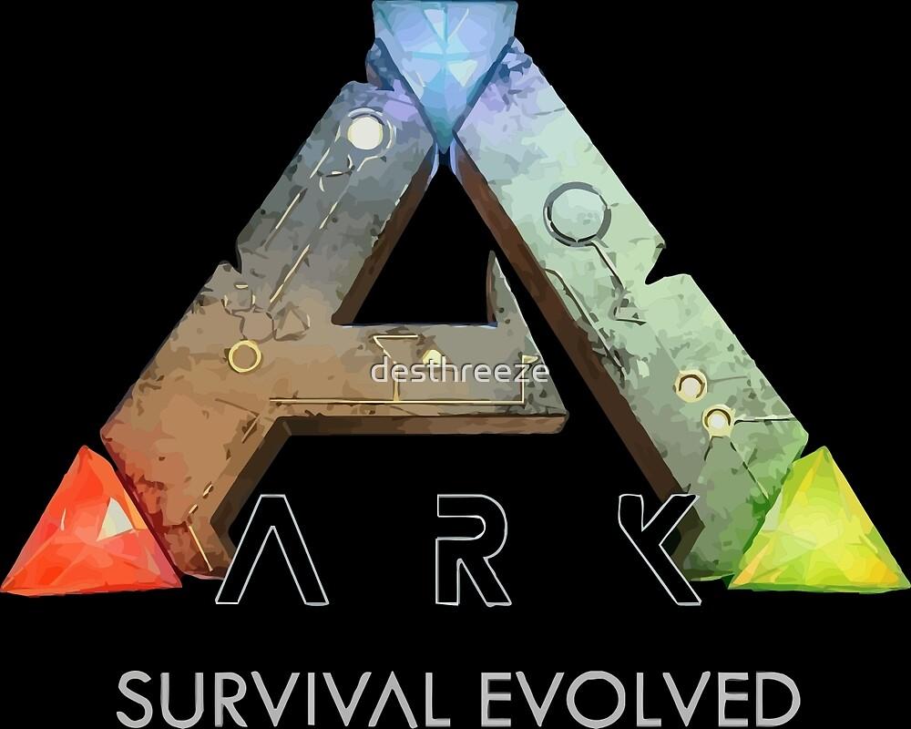 Ark Survival Evolved by desthreeze