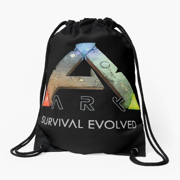 Ark Survival Evolved Drawstring Bag