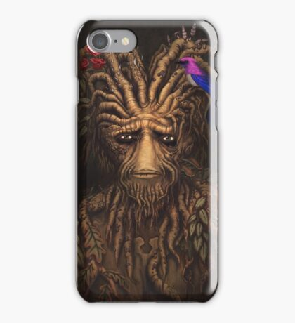 Last Days of the Woodman iPhone Case/Skin