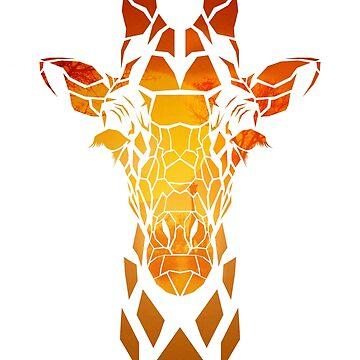 Giraffe by katramerstudio