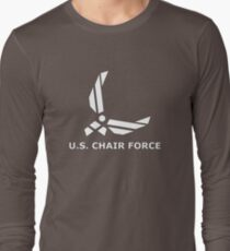 CHAIR FORCE Long Sleeve T-Shirt