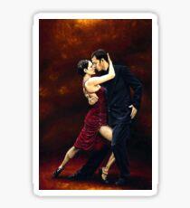 That Tango Moment Sticker