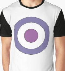 Hawkeye Target Graphic T-Shirt