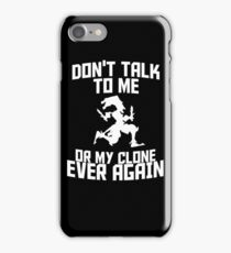 Shaco meme 2 iPhone Case/Skin