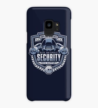 ED-209 - OCP Detroit Security - Tech Support Case/Skin for Samsung Galaxy