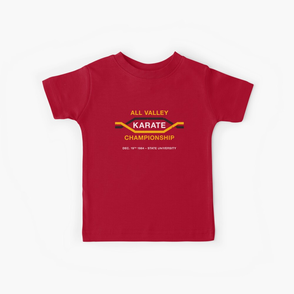 All Valley Karate Championship (Alter Look) Kinder T-Shirt