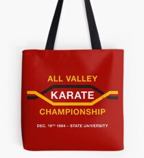 All Valley Karate Championship (Alter Look) Tote Bag
