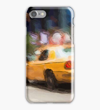 Cab Ride iPhone Case/Skin