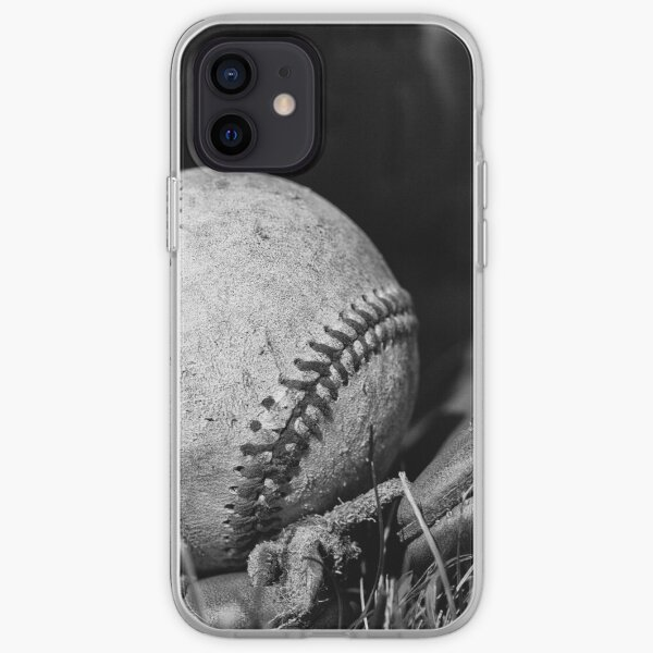 Baseball Gear iPhone Soft Case