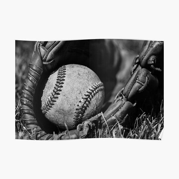 Baseball Gear Poster
