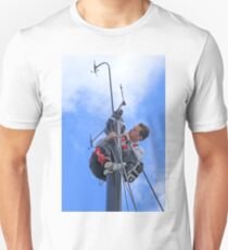 Just checking...Volvo Ocean Race... Unisex T-Shirt