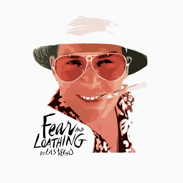 Fear and Loathing in Las Vegas- Johnny Depp by sammya89