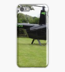 look what landed on my patch iPhone Case/Skin