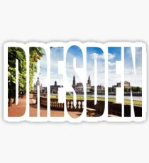 Dresden Sticker