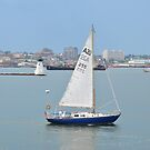 Sail the Harbor.... by Poete100