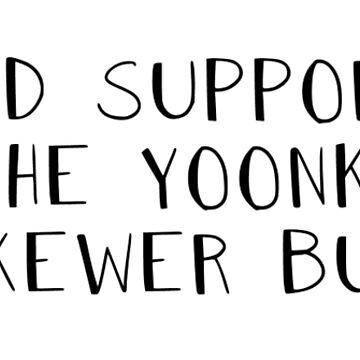 yoonkook lamb skewers by spookylucy