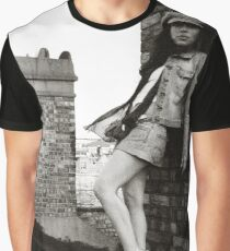 Michelle, King's Cross Squatters (London, 2002) Graphic T-Shirt