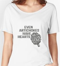 Artichokes  Women's Relaxed Fit T-Shirt
