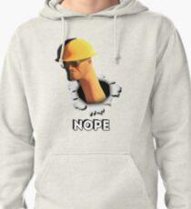 Nope [Engineer TF2] Pullover Hoodie