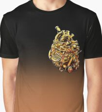 Machine Heart Graphic T-Shirt