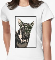 Angry German Shepherd T-Shirt