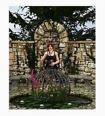 Tarot-Empress Photographic Print