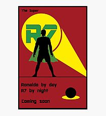The super R7 Photographic Print