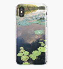"""""""Lilly pads"""" iPhone Case"""
