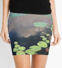"""Lilly pads"" Mini Skirt"