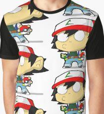 Gotta Chibi Them All Graphic T-Shirt