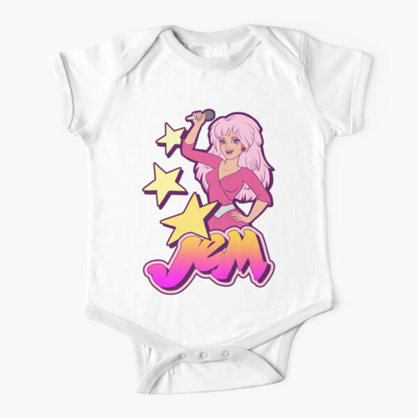 Fashion and Fame Short Sleeve Baby One-Piece