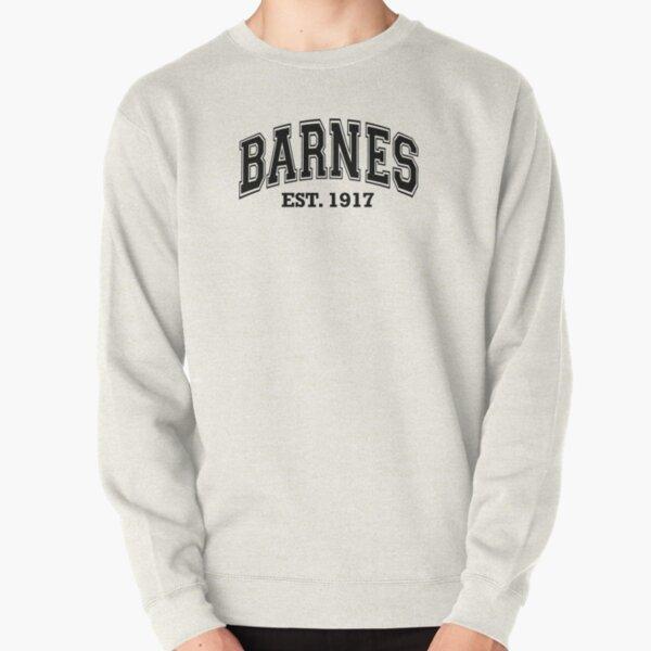 bucky barnes varsity Pullover Sweatshirt