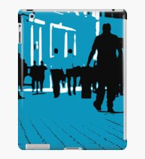 London Office Workers iPad Case/Skin