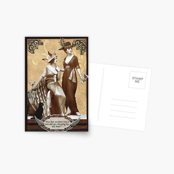 Zelda & Zalinda Carte d'anniversaire Carte postale
